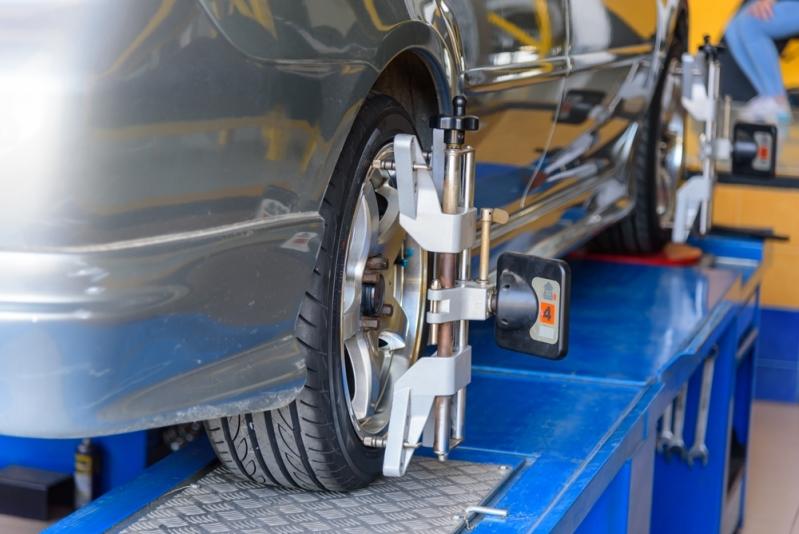 Alinhamento e Balanceamento de Pneus Valor Campos Elísios - Alinhamento e Balanceamento de Carros