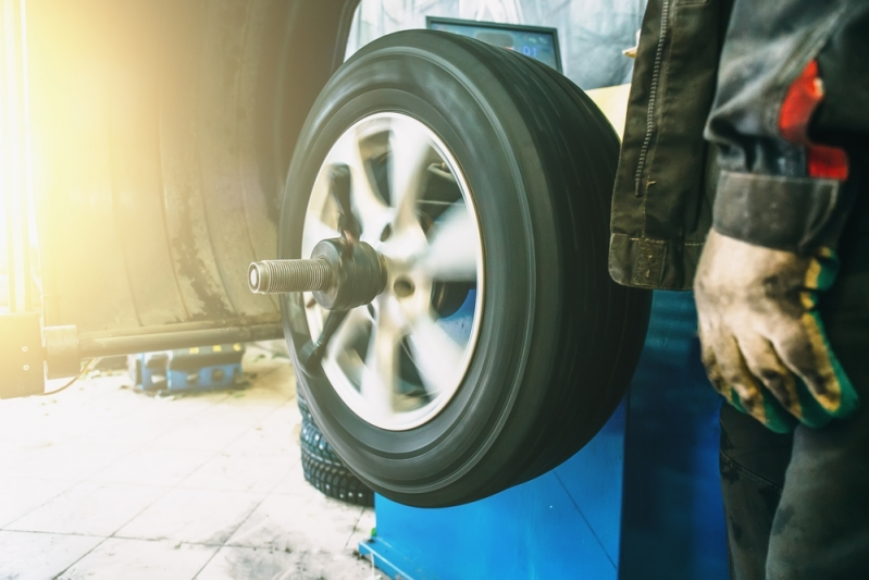 Balanceamento para Veículos Orçar Chácara Klabin - Alinhamento e Balanceamento de Carros