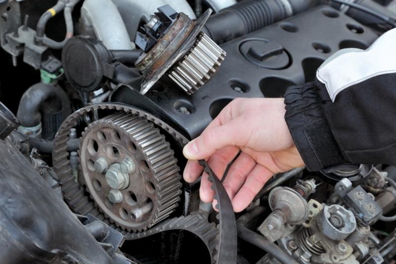 Conserto de Correia Dentada de Veículos Indianópolis - Correia Dentada de Veículos