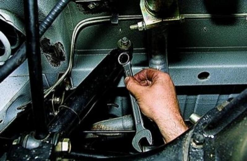 Oficinas Mecânicas de Blindados Chácara Klabin - Oficina Mecânica Diesel Leve