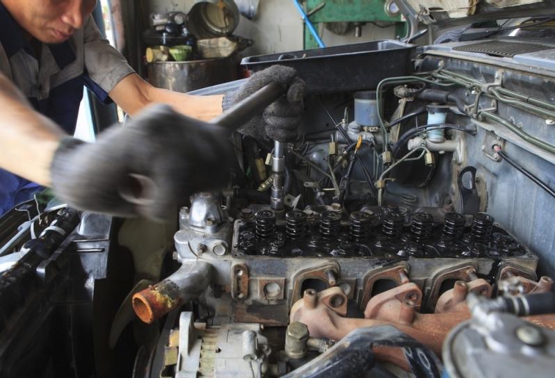 Onde Encontrar Oficina Mecânica Diesel Leve Paraíso - Oficina Mecânica de Nacionais