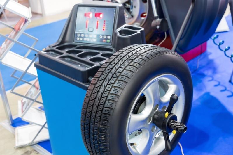 Serviço de Alinhamento e Balanceamento Automotivo Itaim Bibi - Alinhamento e Balanceamento de Rodas