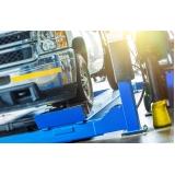 alinhamento e balanceamento de caminhonetes