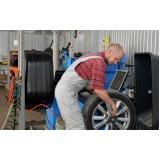 alinhamento e balanceamento de pneus Vila Romana