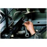 troca de amortecedor automotivo