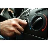 higienização de ar condicionado automotivo bactericida Indianópolis