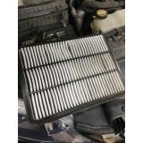 higienização de ar-condicionado de carros importados