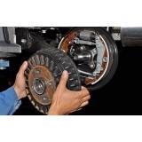 manutenção de freios automotivos Cerqueira César
