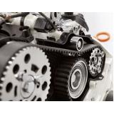 mecânica especializada de diesel leve
