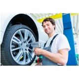 montagem de pneu Itaim Bibi