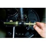onde consertar amortecedor de carros Morumbi