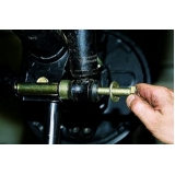onde consertar amortecedor para carros Chácara Klabin