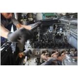 onde tem mecânica especializada de diesel leve Cerqueira César