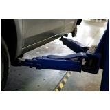 preço de alinhamento e balanceamento para carros Campos Elísios