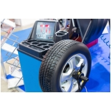 quanto custa montagem e balanceamento de pneus Cerqueira César