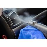 serviço de higienização de ar condicionado automotivo bactericida Sumaré