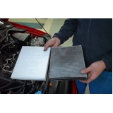 serviço de higienização de ar-condicionado automotivo Santana de Parnaíba