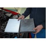 serviço de higienização de ar-condicionado de veículos Santo Amaro