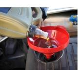 troca de óleo de pick-up Paraíso