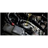 troca de óleo de veículos valor Higienópolis