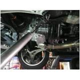 troca de óleo de câmbio de carros importados