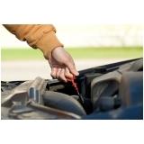troca de óleo de carros