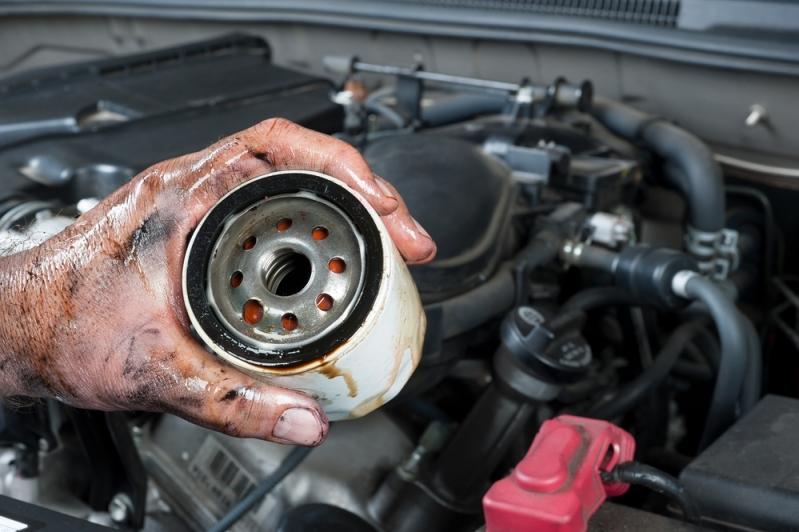 Troca de Filtro de óleo Automotivo Barra Funda - Troca de óleo de Câmbio de Veículos