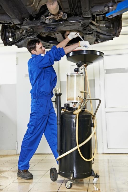 Troca de óleo de Carros Valor Campos Elísios - Troca de óleo Automotivo